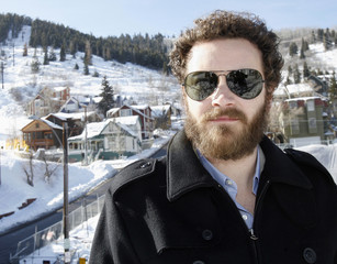 Danny Masterson attends a photo-call for the movie Smiley Face during the 2007 Sundance Film Festival in Park City