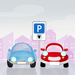 toll parking