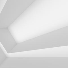 Futuristic Architecture Background. Web Graphic Design