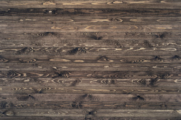 Clean wooden planks wall. Natural wood texture background.