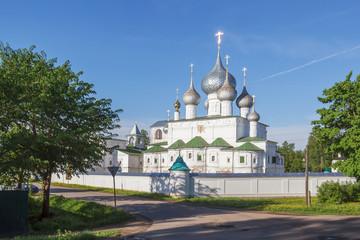 Воскресенский Угличский мужской монастырь в Угличе, Ярославская область