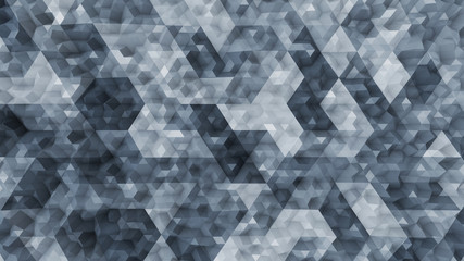 Digital khaki abstract triangle background
