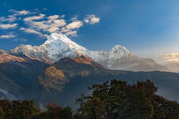 Dookoła Annapurny, Nepal, Himalaje