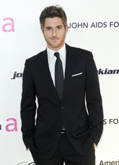 Actor Dave Annable arrives at the 19th Annual Elton John AIDS Foundation Academy Award Viewing Party in West Hollywood, California