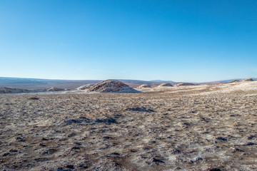 Las Salinas area of the Moon Valley - Atacama Desert, Chile