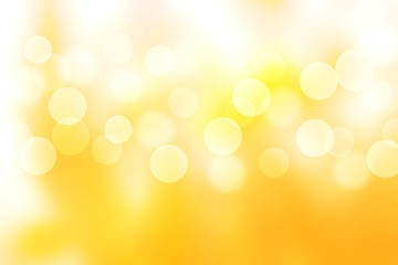 Abstract yellow background. Warm color tone background.