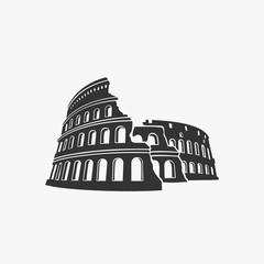 Colosseum Vector Symbol