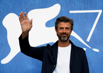 """Director Kim Rossi Stuart attends the photocall for the movie """"Tommaso"""" at the 73rd Venice Film Festival in Venice"""