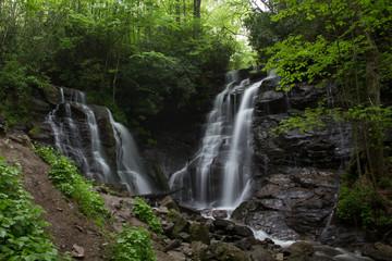 Waterfall Cherokee, NC