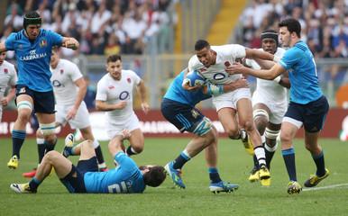Italy v England - RBS Six Nations Championship 2016