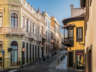 Historische Altstadt von Orotava, Teneriffa, Spanien