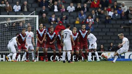 Milton Keynes Dons v Port Vale - Sky Bet League One