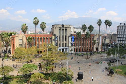 Museo de antioquia arquitectura moderna de medell n for Arquitectura moderna en colombia