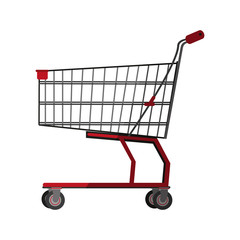 shopping cart icon image vector illustration design