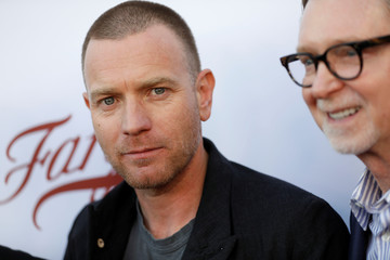 Actor Ewan McGregor arrives at the Fargo Season Three For Your Consideration event at the Television Academy's Saban Media Center in North Hollywood, Los Angeles