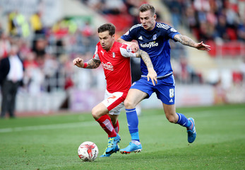 Rotherham United v Cardiff City - Sky Bet Football League Championship