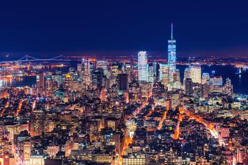 New york night