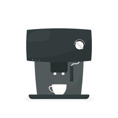 black coffee machine
