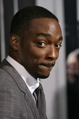 """Actor Anthony Mackie arrives at Warner Bros. Pictures' """"Gangster Squad"""" premiere at Grauman's Chinese Theatre in Hollywood, California"""