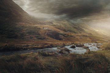 Snowdonia magical valley