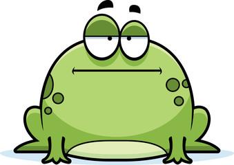 Bored Little Frog