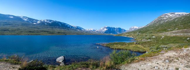 mit dem Wohnmobil durch Norwegen - Richtung Lom