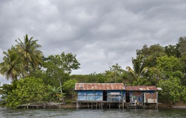 local home of Jaypura