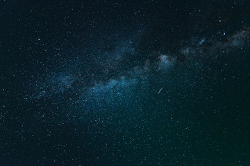 Milky Way Galaxy Infinite Universe