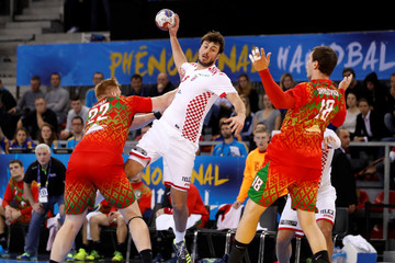 Men's Handball - Croatia v Belarus - 2017 Men's World Championship Main Round - Group C