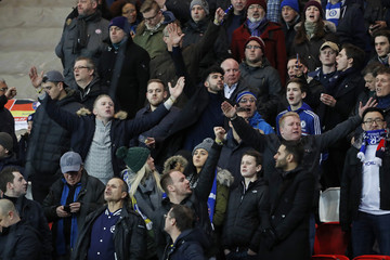 Paris St Germain v Chelsea - UEFA Champions League Round of 16 First Leg