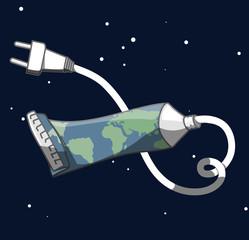 Tube of Earth