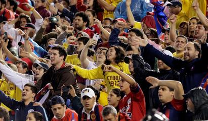 Football Soccer - Copa Sudamericana - Paraguay's Cerro Porteno v Colombia's Independiente de Medellin