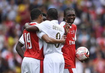 Arsenal Legends v AC Milan Legends