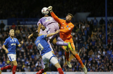 Portsmouth v Reading - Capital One Cup Second Round