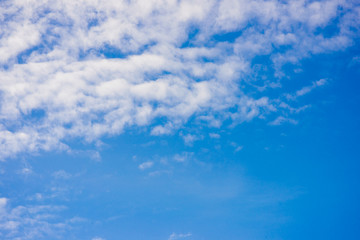 Sky atmosphere cloudy background