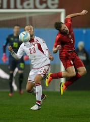Football Soccer - Czech Republic v Denmark - International friendly