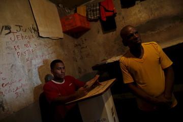 The Wider Image: Inside Panama's La Joya prison