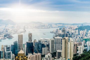 Victoria Peak : Hong Kong