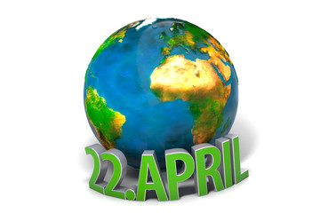 Earth Day 22. April