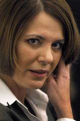 Wildrose Alliance Party leader Smith attends Alberta Speech from the Throne in Edmonton