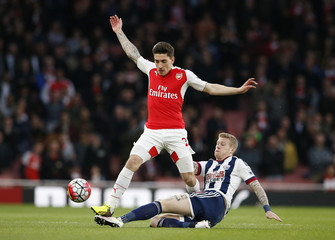 Arsenal v West Bromwich Albion - Barclays Premier League