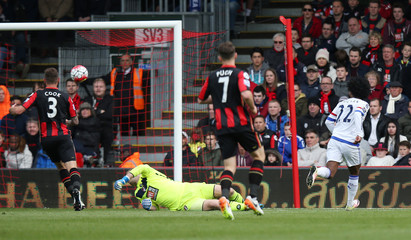 AFC Bournemouth v Chelsea - Barclays Premier League