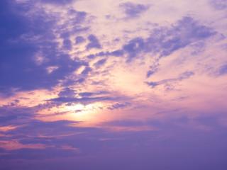 Khao Phlueng Sky  Landscape