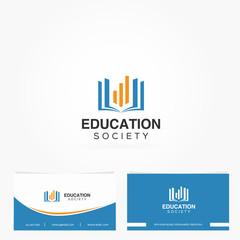 Business Education Book Logo