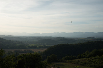 Sunrise Tuscany