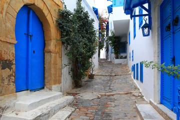 Sidi bou said - Tunezja