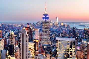 Fotomurales - New York City - Manhattan skyline
