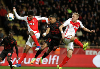 Football Soccer - Monaco v Nice - French Ligue 1 - Louis II Stadium