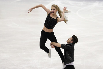 Figure Skating - ISU European Championships 2017 - Ice Dance Short Dance