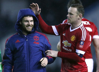 Derby County v Manchester United - FA Cup Fourth Round